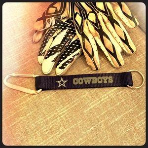Accessories - Dallas Cowboys Key Chain